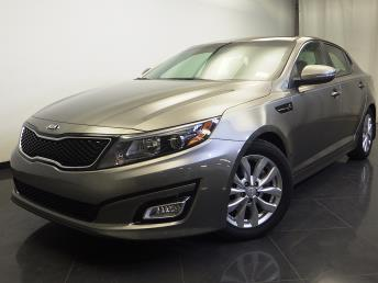 2015 Kia Optima EX - 1310015156