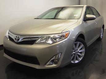 2014 Toyota Camry XLE - 1310015198
