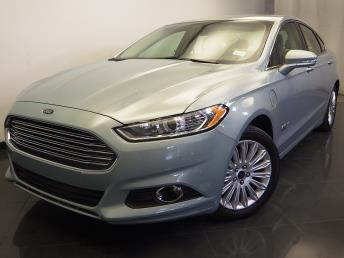 2014 Ford Fusion - 1310015201