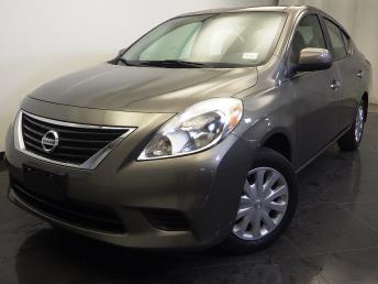 2012 Nissan Versa - 1310015210