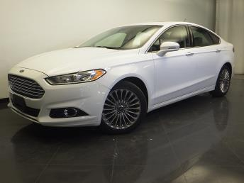 2014 Ford Fusion - 1310015389