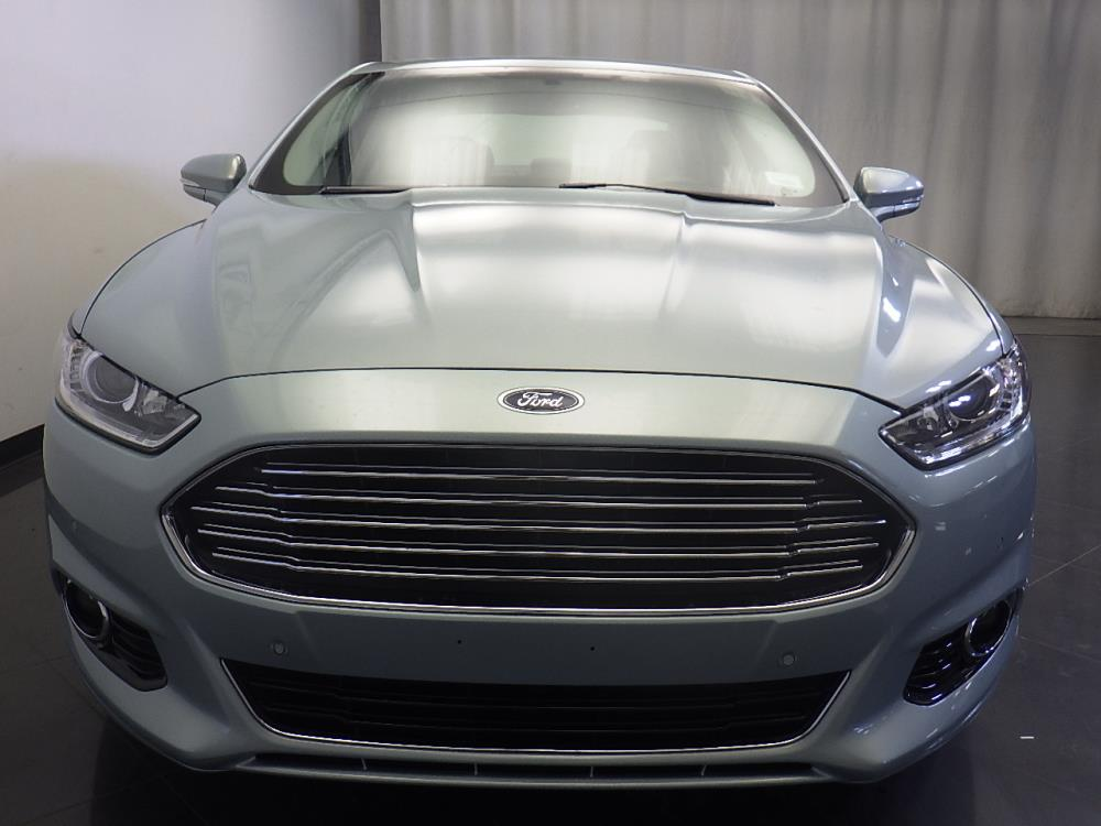 2014 ford fusion titanium hybrid for sale in jackson. Black Bedroom Furniture Sets. Home Design Ideas