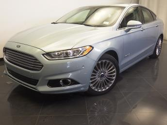 2014 Ford Fusion - 1310015498