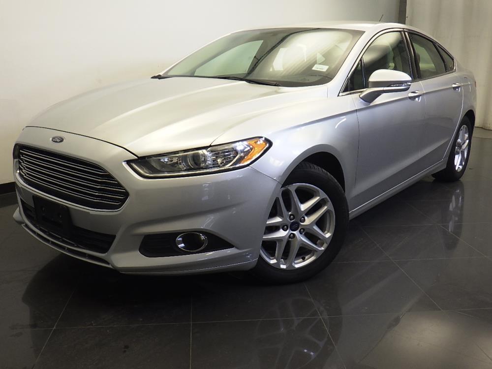 2014 Ford Fusion SE - 1310015627