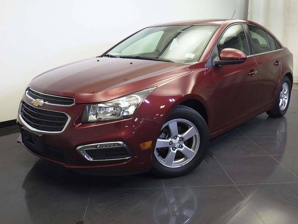 2016 chevrolet cruze limited 1lt for sale in tulsa. Black Bedroom Furniture Sets. Home Design Ideas