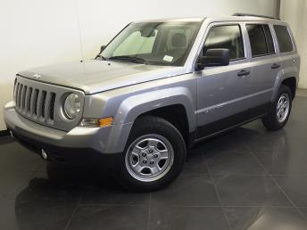 2017 Jeep Patriot Sport - 1310015677