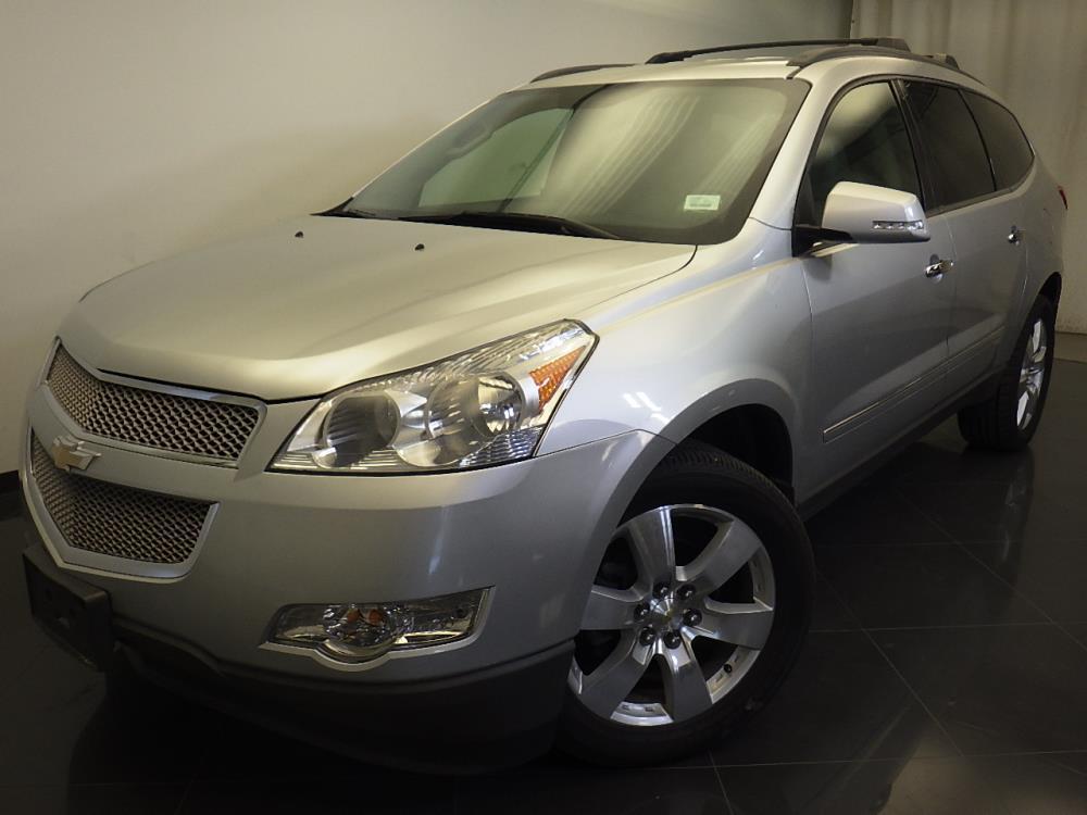 2012 Chevrolet Traverse - 1310015697