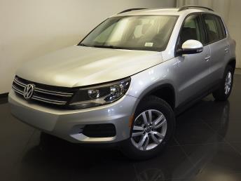 Used 2016 Volkswagen Tiguan