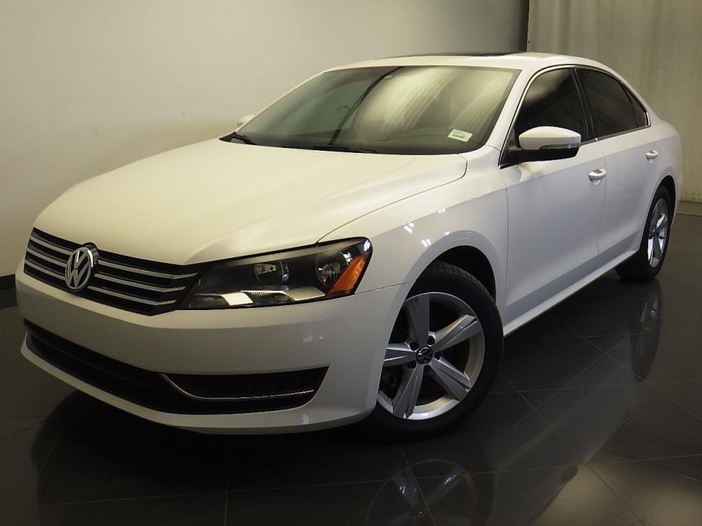 2013 Volkswagen Passat - 1310015775