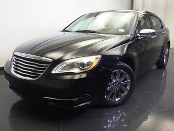 2014 Chrysler 200 - 1310015802