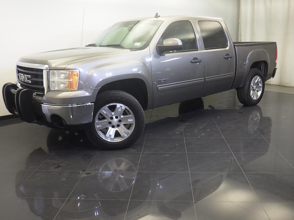2008 GMC Sierra 1500 - 1310015809