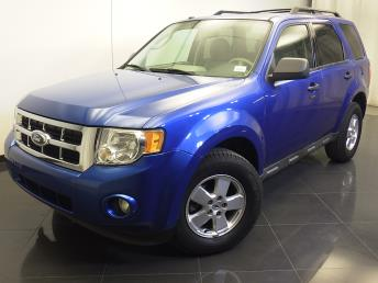 Used 2011 Ford Escape