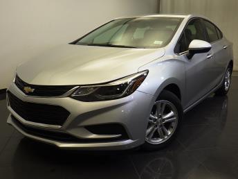2017 Chevrolet Cruze LT - 1310015857