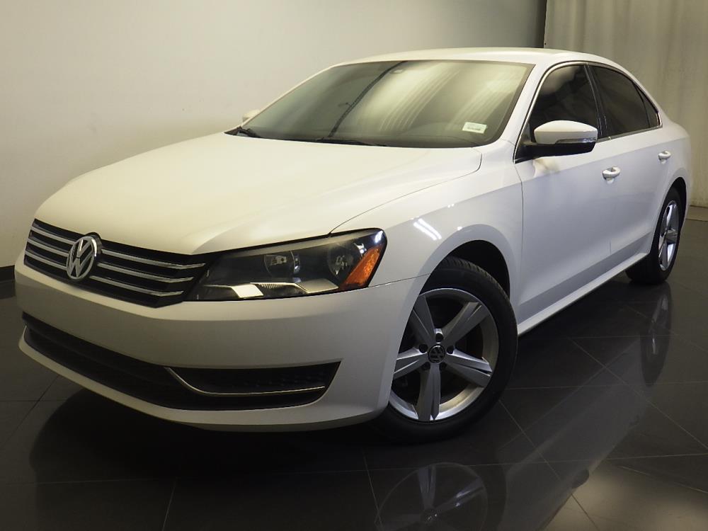 2013 Volkswagen Passat - 1310016020