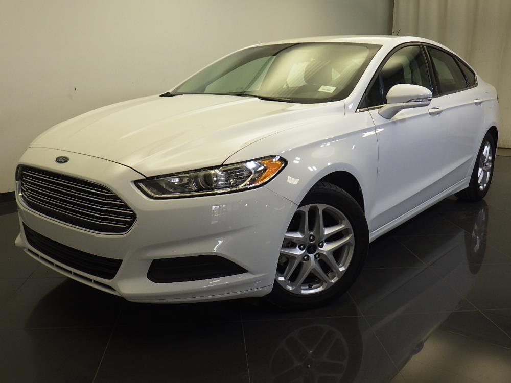 2015 Ford Fusion - 1310016034