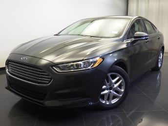 2016 Ford Fusion - 1310016066