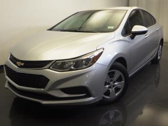 2017 Chevrolet Cruze - 1310016098