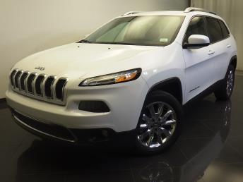 2016 Jeep Cherokee Limited - 1310016103