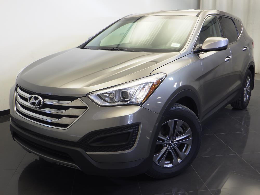 2014 Hyundai Santa Fe - 1310016104
