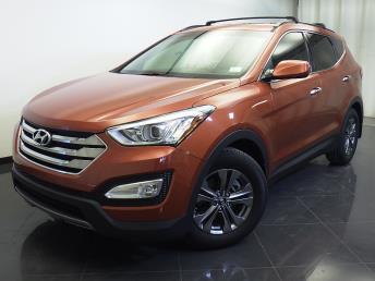 2014 Hyundai Santa Fe Sport  - 1310016108