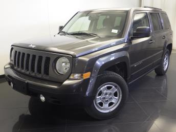 2016 Jeep Patriot Sport - 1310016119