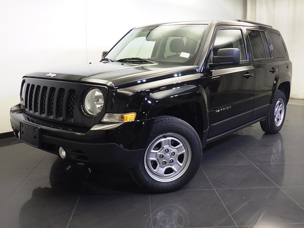 2016 Jeep Patriot Sport - 1310016121