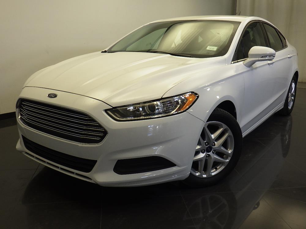 2016 Ford Fusion - 1310016183