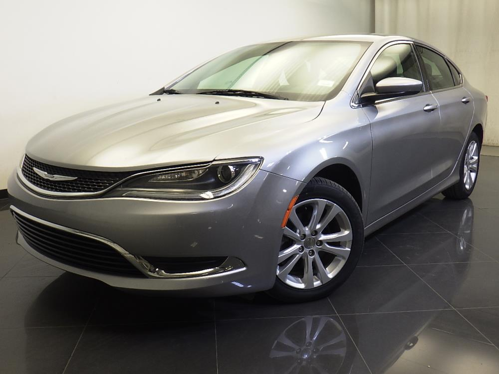 2015 Chrysler 200 - 1310016189