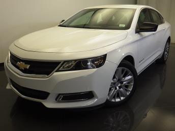 2016 Chevrolet Impala - 1310016224