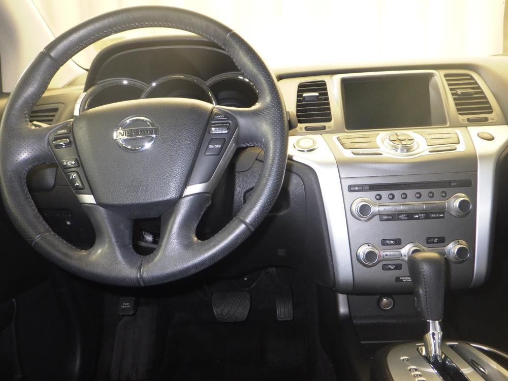 2014 Nissan Murano SV - 1310016316