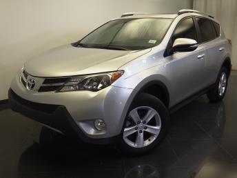 2014 Toyota RAV4 XLE - 1310016321