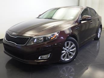2015 Kia Optima EX - 1310016329