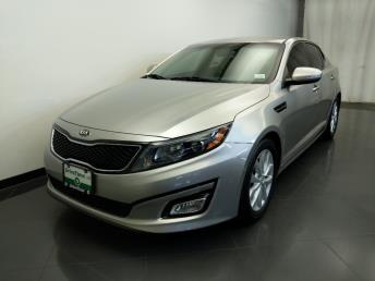 2015 Kia Optima EX - 1310016332