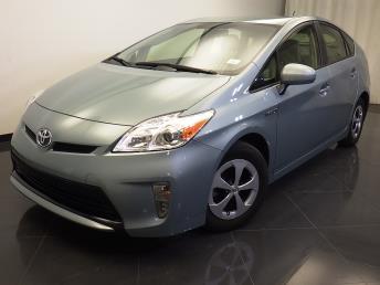 2015 Toyota Prius Four - 1310016339
