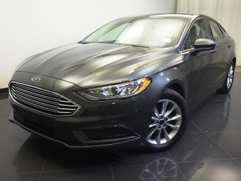 2017 Ford Fusion SE - 1310016453