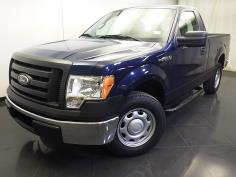 2011 Ford F-150 Regular Cab XL 6.5 ft