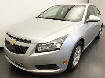 2014 Chevrolet Cruze 1LT - 1310016576
