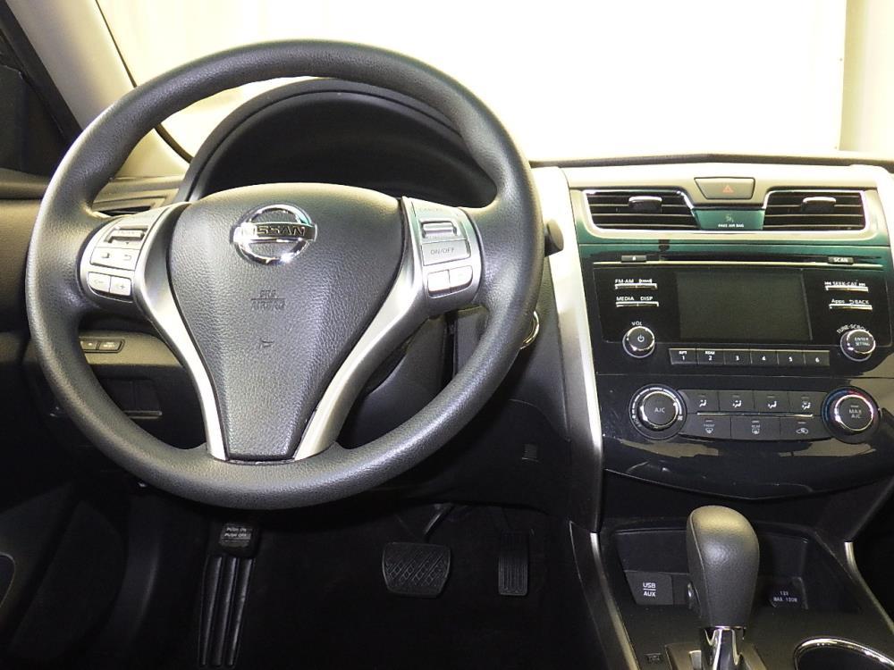 2015 Nissan Altima 2.5 S - 1310016615