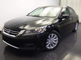 2015 Honda Accord EX-L - 1310016637