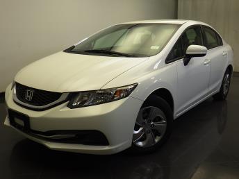 2015 Honda Civic LX - 1310016639