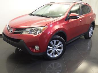 2014 Toyota RAV4 Limited - 1310016646