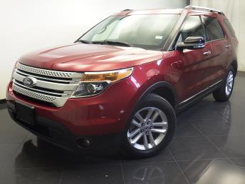 Used 2014 Ford Explorer