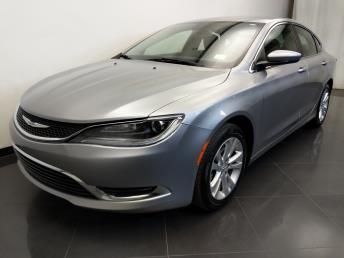 2016 Chrysler 200 Limited - 1310016897