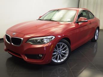 2014 BMW 228i  - 1310016934