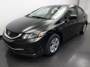 2015 Honda Civic LX - 1310017006
