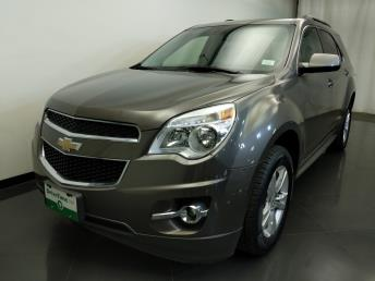 Used 2012 Chevrolet Equinox