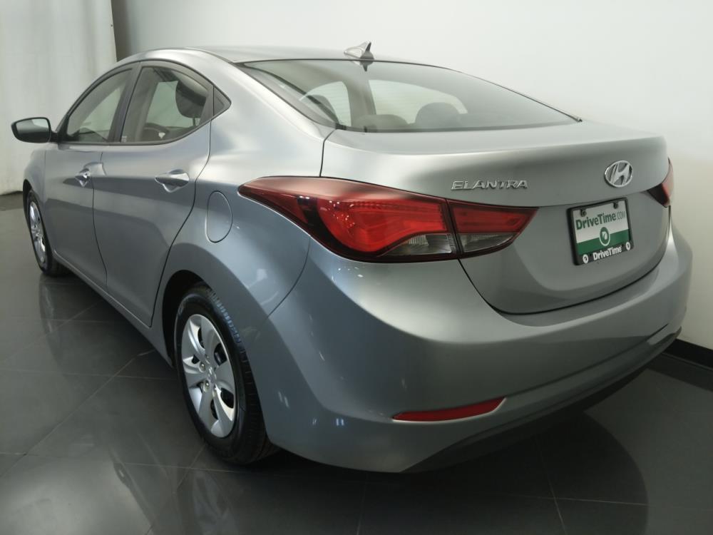 2016 Hyundai Elantra SE - 1310017041