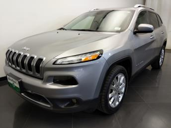 2017 Jeep Cherokee Limited - 1310017075
