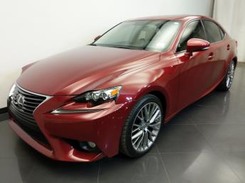 2014 Lexus IS 250  - 1310017097