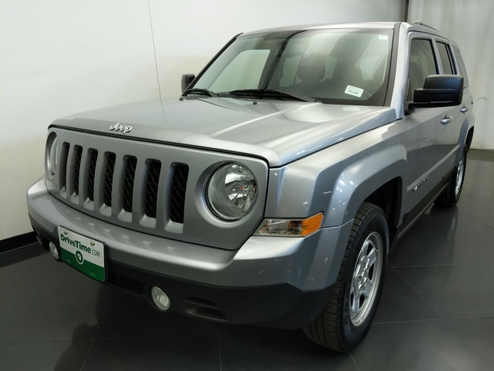 2016 Jeep Patriot Sport - 1310017106